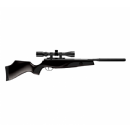 BSA Lightning XL SE Spring Powered Air Rifle - Black Tactical